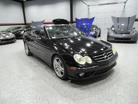 2008 Mercedes-Benz CLK for sale in Spring, TX