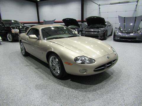 2002 Jaguar XK-Series for sale in Spring, TX