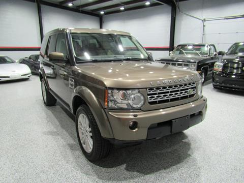 2010 Land Rover LR4 for sale in Spring, TX