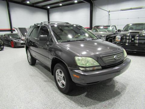 2002 Lexus RX 300 for sale in Spring, TX