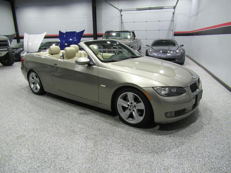 Bmw Series I Dr Convertible In Spring TX Express Car - 2008 bmw 3 series 335i convertible