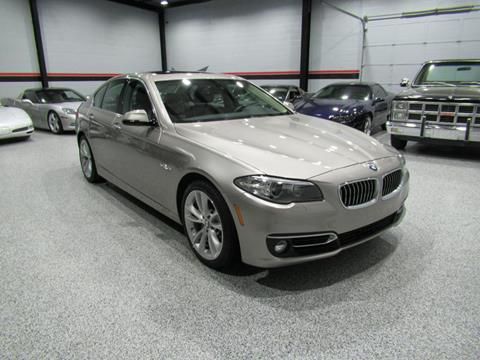 2016 BMW 5 Series For Sale In Spring TX