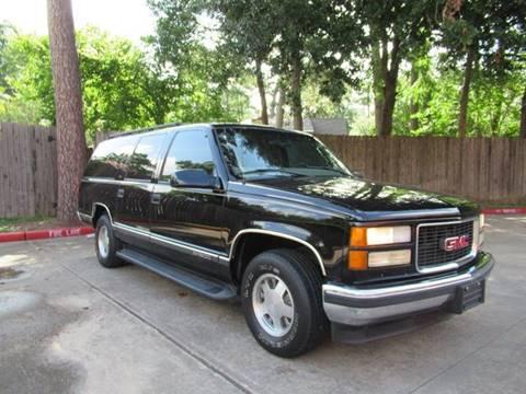 1999 GMC Suburban for sale in Spring, TX