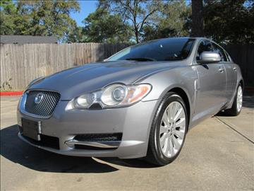 2009 Jaguar XF for sale in Spring, TX