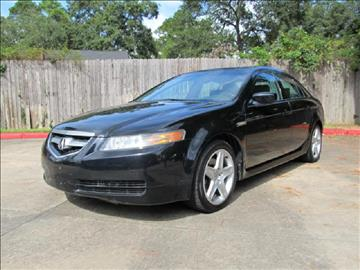 2005 Acura TL for sale in Spring, TX