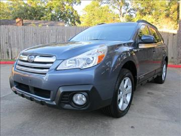 2013 Subaru Outback for sale in Spring, TX