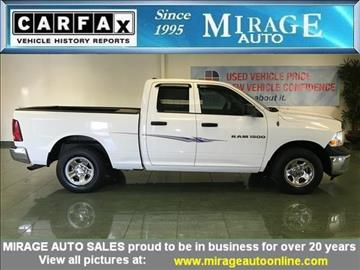 2012 RAM Ram Pickup 1500 for sale in Sacramento, CA