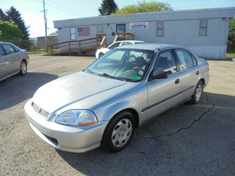1997 Honda Civic for sale in Uniontown, PA