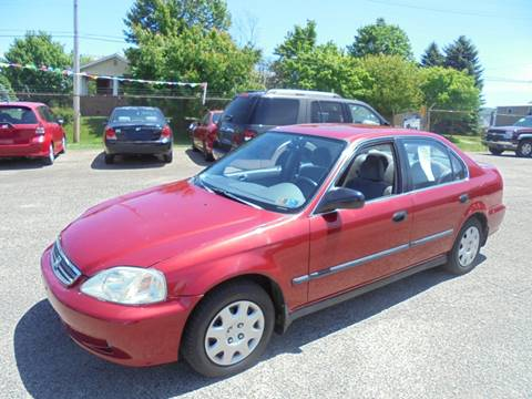 1999 Honda Civic for sale in Uniontown, PA