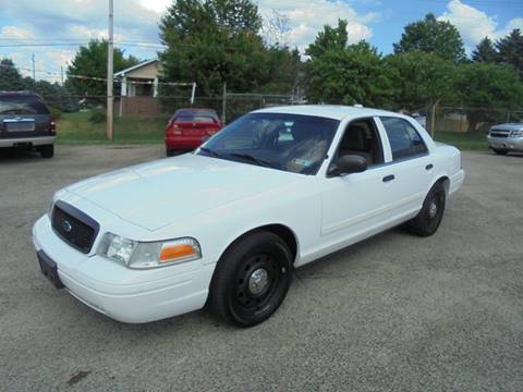 Police Car For Sale >> Used Ford Crown Victoria For Sale Carsforsale Com