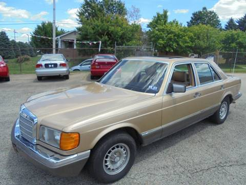 1983 Mercedes-Benz 300-Class for sale in Uniontown, PA