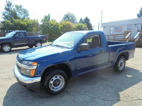 2006 Chevrolet Colorado for sale in Uniontown, PA
