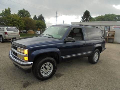 1995 Chevrolet Tahoe for sale in Uniontown, PA