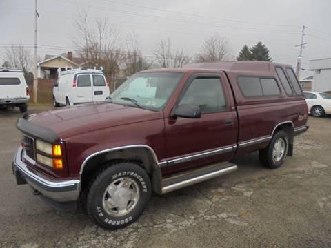 1998 GMC Sierra 1500 for sale in Uniontown, PA