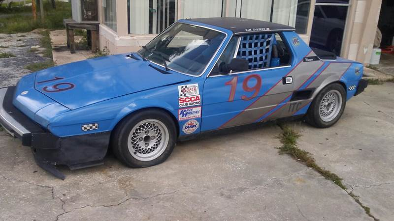 1981 FIAT X1-9 for sale at First Choice Auto in Orlando FL
