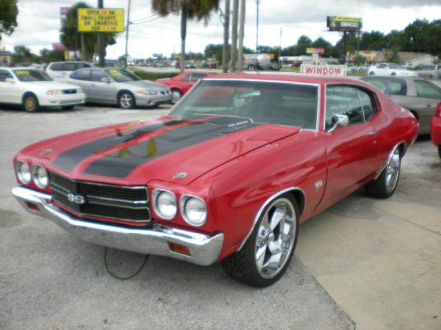 1970 Chevrolet Chevelle for sale at First Choice Auto in Orlando FL