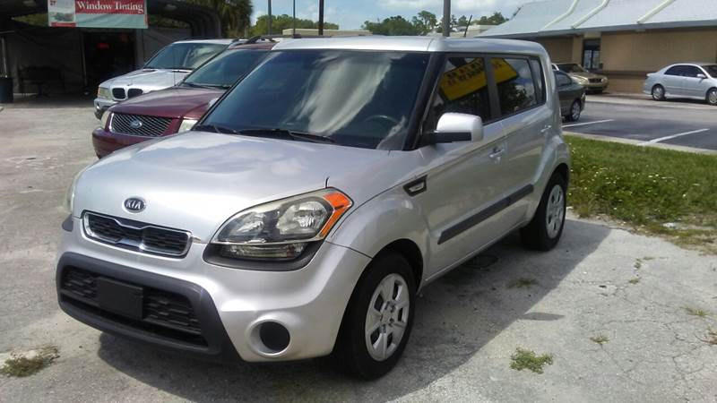 2012 Kia Soul for sale at First Choice Auto in Orlando FL