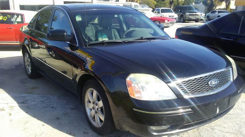 2005 Ford Five Hundred SEL 4dr Sedan - Orlando FL