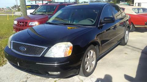 2005 Ford Five Hundred for sale at First Choice Auto in Orlando FL