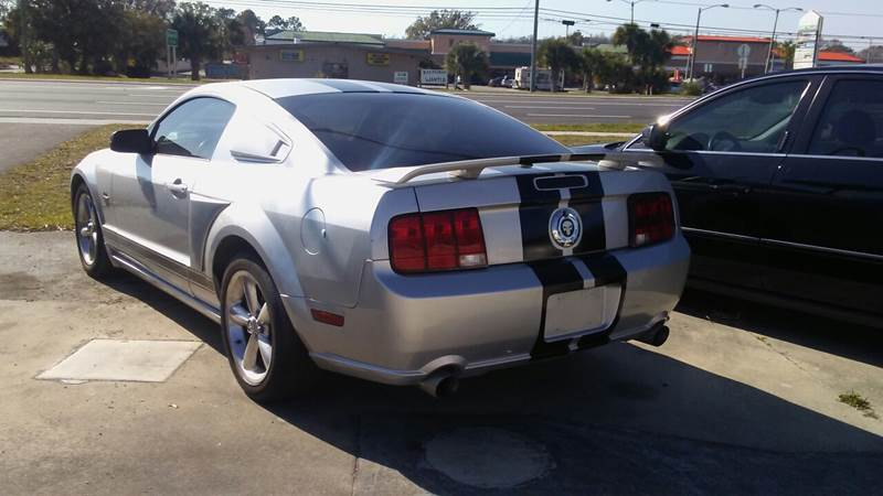 2009 Ford Mustang GT Premium 2dr Coupe - Orlando FL