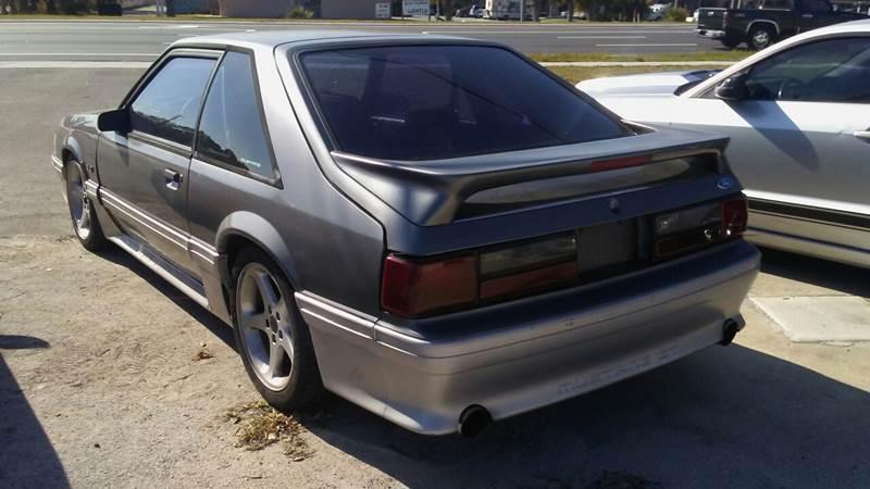 1988 Ford Mustang GT 2dr Hatchback - Orlando FL