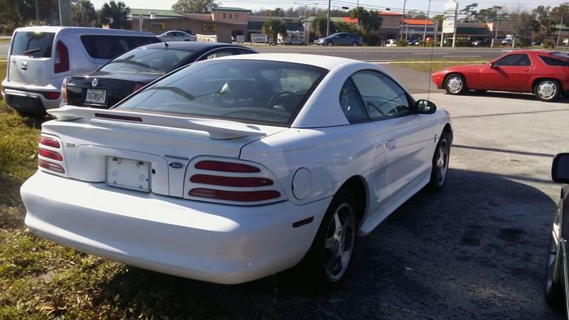 1994 Ford Mustang SVT Cobra 2dr Coupe - Orlando FL