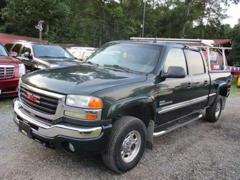 2003 GMC Sierra 2500HD for sale in Fredericksburg, VA