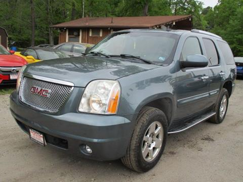 2007 GMC Yukon for sale in Fredericksburg, VA