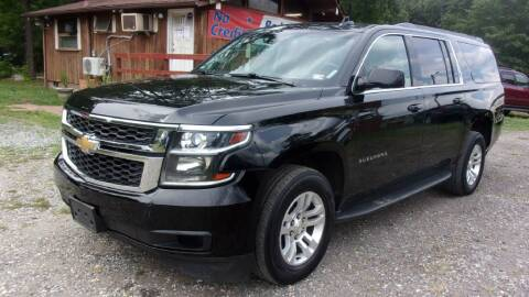 2016 Chevrolet Suburban for sale at Select Cars Of Thornburg in Fredericksburg VA