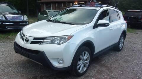 2013 Toyota RAV4 for sale at Select Cars Of Thornburg in Fredericksburg VA