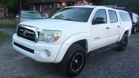 2008 Toyota Tacoma for sale at Select Cars Of Thornburg in Fredericksburg VA
