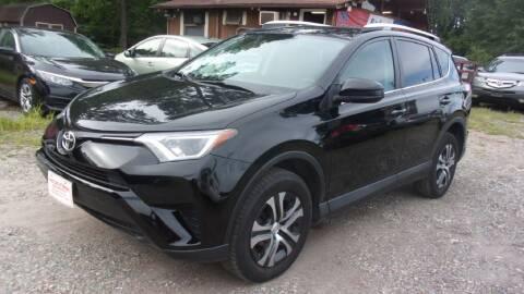 2016 Toyota RAV4 for sale at Select Cars Of Thornburg in Fredericksburg VA