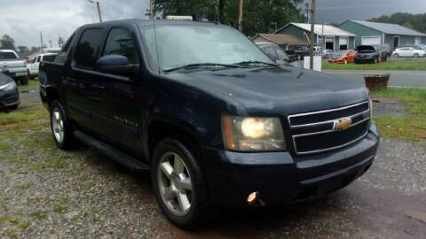 2007 Chevrolet Avalanche for sale at Select Cars Of Thornburg in Fredericksburg VA