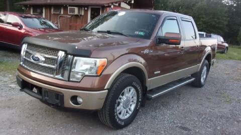 2011 Ford F-150 for sale at Select Cars Of Thornburg in Fredericksburg VA