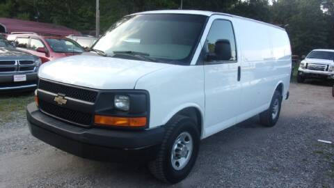 2013 Chevrolet Express Cargo for sale at Select Cars Of Thornburg in Fredericksburg VA