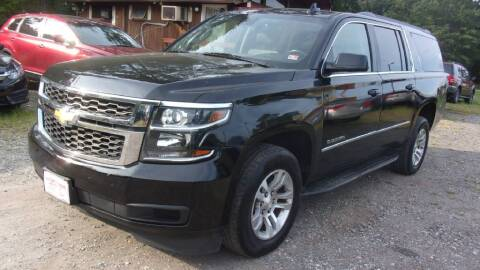 2018 Chevrolet Suburban for sale at Select Cars Of Thornburg in Fredericksburg VA