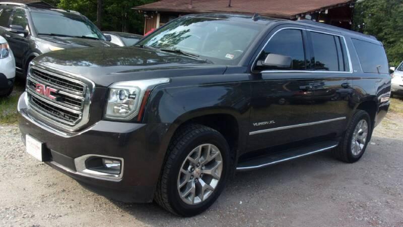 2015 GMC Yukon XL for sale at Select Cars Of Thornburg in Fredericksburg VA