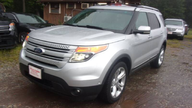 2012 Ford Explorer for sale at Select Cars Of Thornburg in Fredericksburg VA