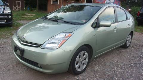 2008 Toyota Prius for sale at Select Cars Of Thornburg in Fredericksburg VA
