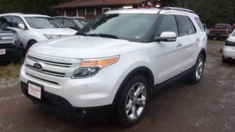 2014 Ford Explorer for sale at Select Cars Of Thornburg in Fredericksburg VA