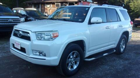 2011 Toyota 4Runner for sale at Select Cars Of Thornburg in Fredericksburg VA