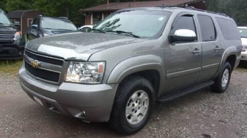 2007 Chevrolet Suburban for sale at Select Cars Of Thornburg in Fredericksburg VA