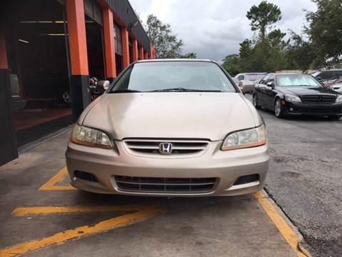 2001 Honda Accord for sale in Orlando, FL