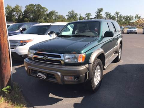 2000 Toyota 4Runner For Sale In Webster, WI