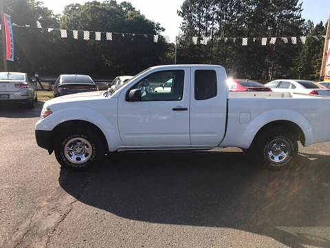 2012 Nissan Frontier for sale in Webster, WI
