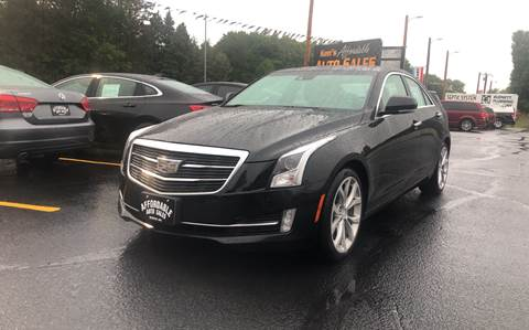 2015 Cadillac ATS for sale in Webster, WI