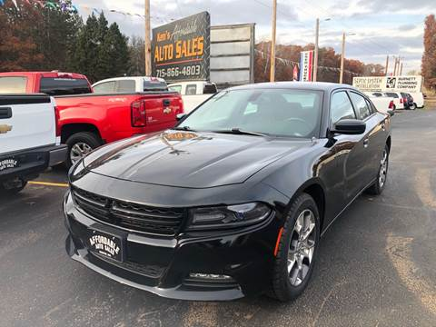 2016 Dodge Charger for sale in Webster, WI