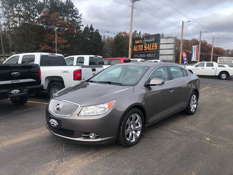 2012 Buick LaCrosse for sale in Webster, WI