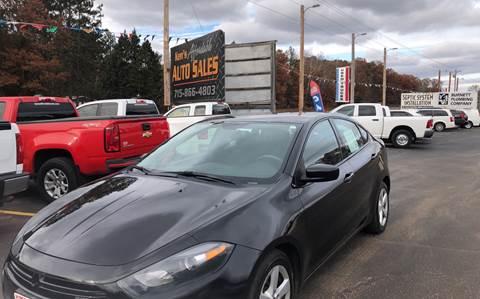 2015 Dodge Dart for sale in Webster, WI