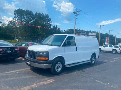 2014 GMC Savana Cargo for sale at Affordable Auto Sales in Webster WI